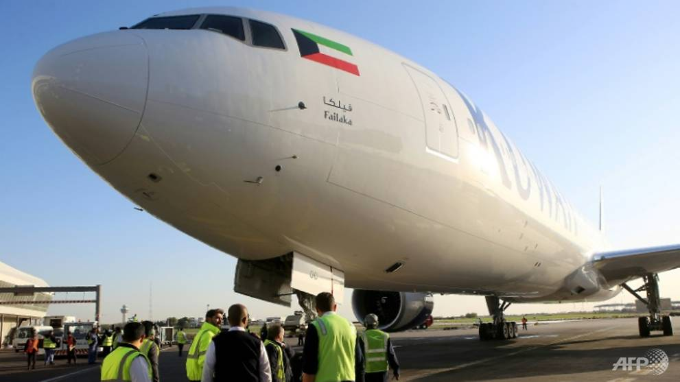 Kuwait Airways to lay off 1,500 foreign employees
