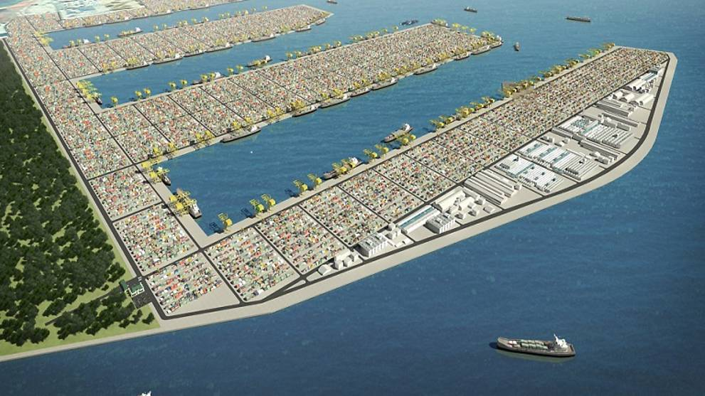 Tuas mega port to open in phases from 2021 - CNA