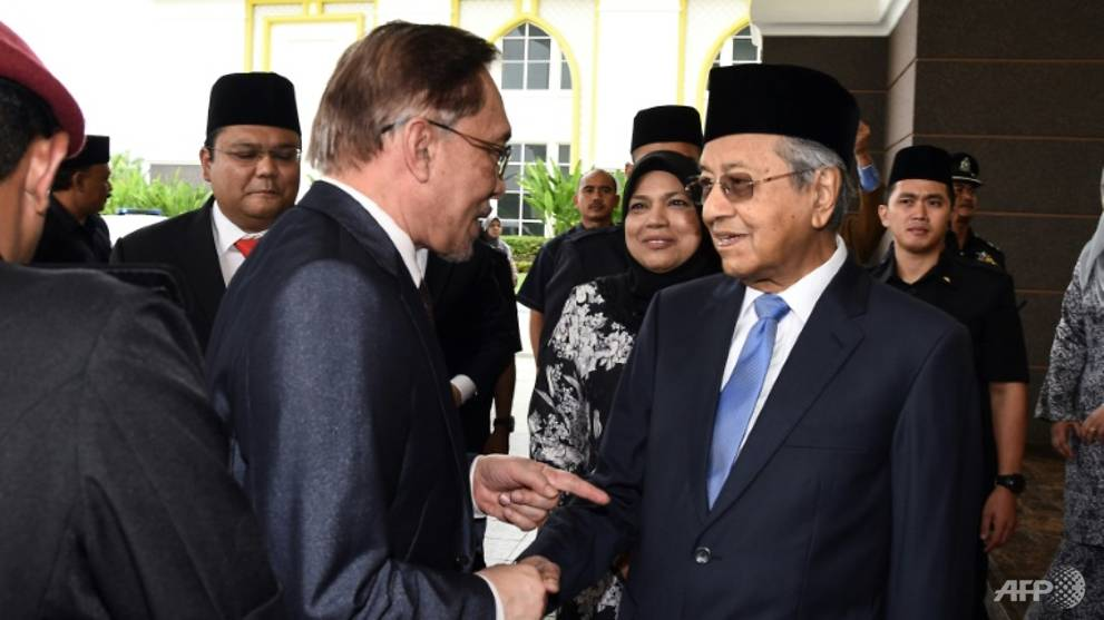 Mahathir in full control, Anwar's chances to become PM now remote: Analysts