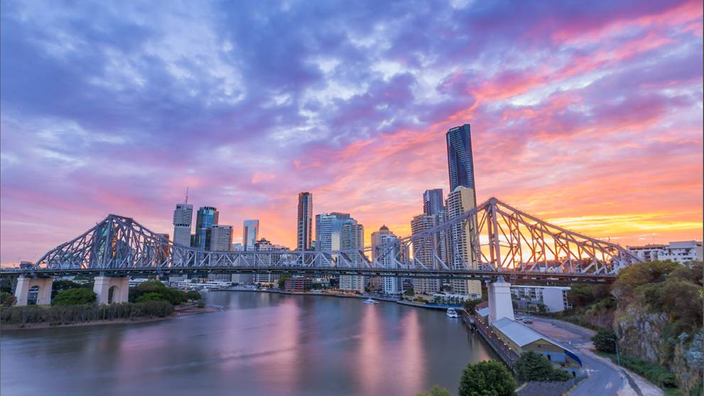 Brisbane: A traveller's treasure hunt