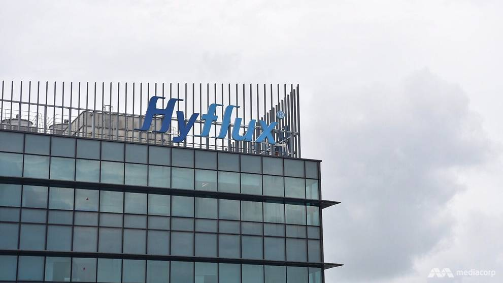 Hyflux applies to postpone scheme meetings, extend moratorium due to COVID-19 safe distancing rules