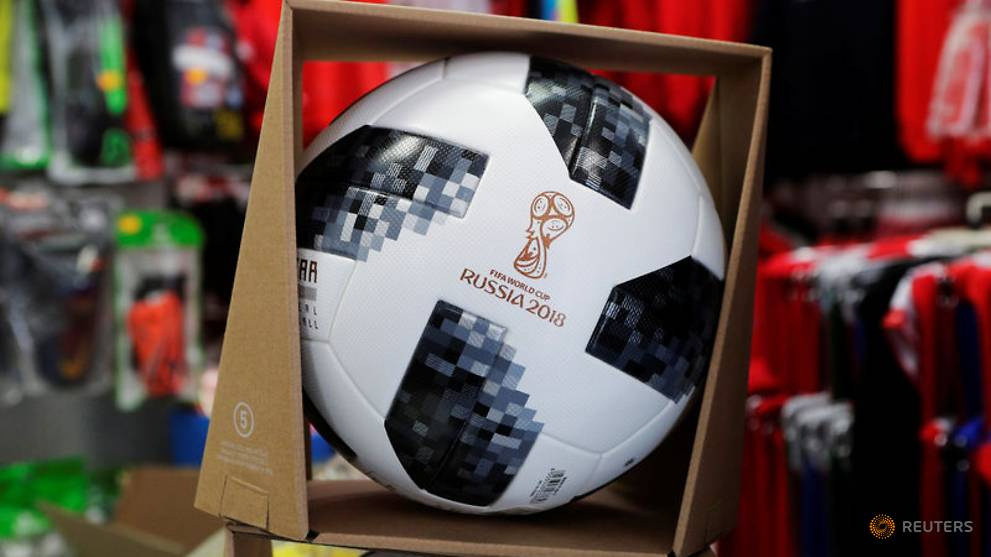 Football  Referees to get VAR help for red cards at World Cup - Channel  NewsAsia fd71135154bf