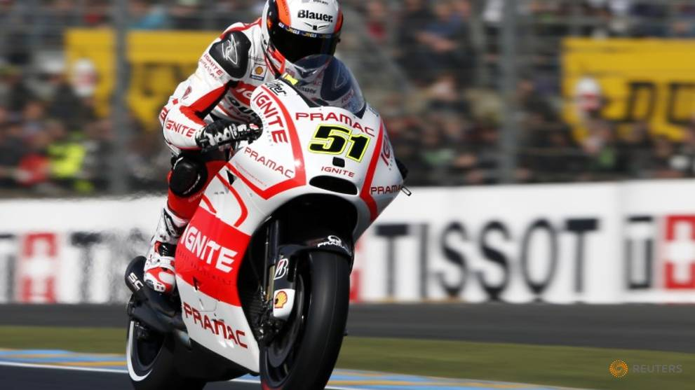 11cbbc2464 Motorcycling - Pirro taken to hospital after Italian GP crash - Channel  NewsAsia
