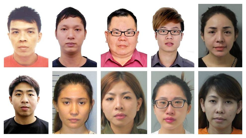 ICA busts large syndicate that arranged sham marriages with Vietnamese  women   Video