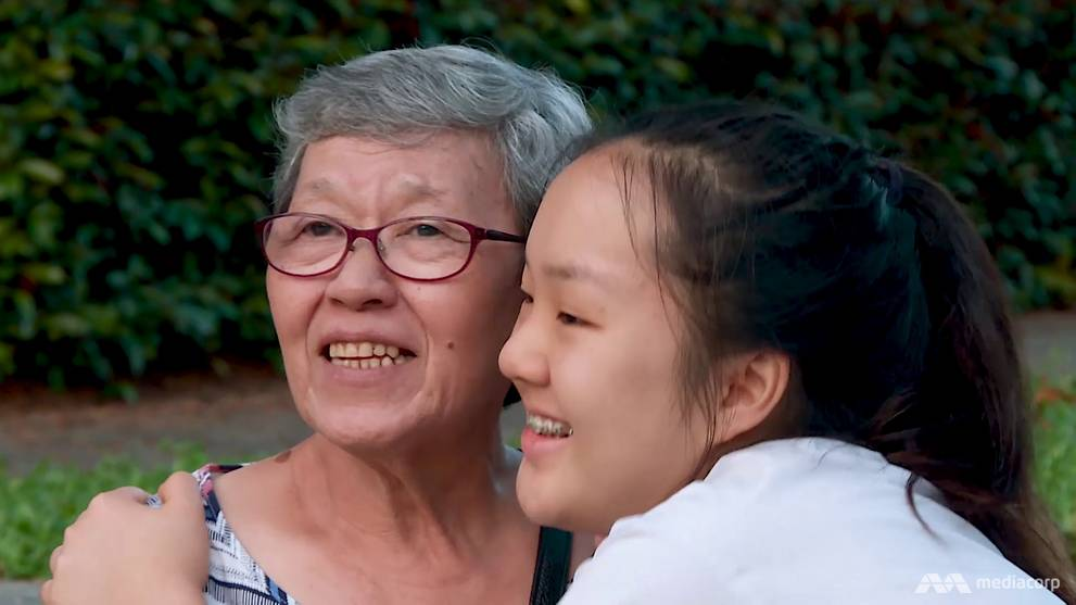 A 71-year-old and her grandchild on a green journey together, to find closeness again