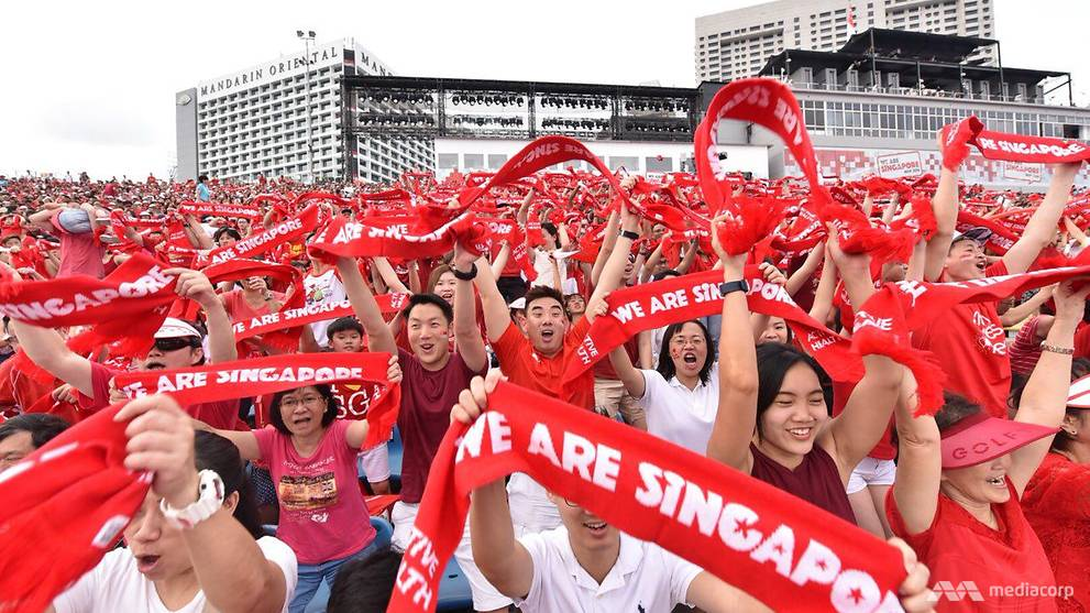 NDP 2019: Theme song containing lyrics from known songs We Will Get