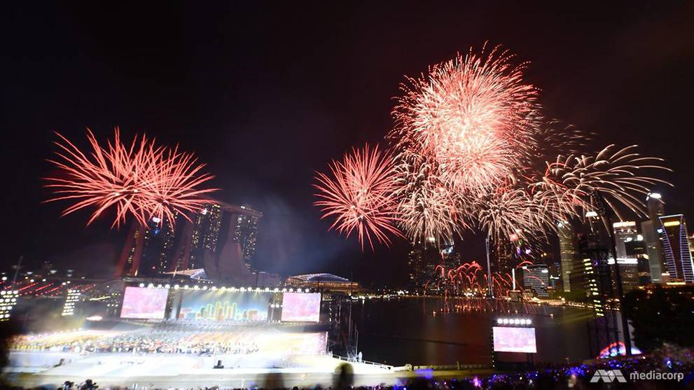 Ndp 2019 Fireworks To Be Set Off At Singapore River For