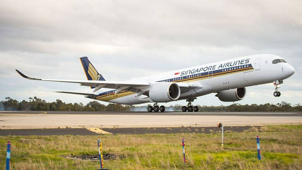 Singapore Airlines to debut new A350 aircraft on Adelaide route ...