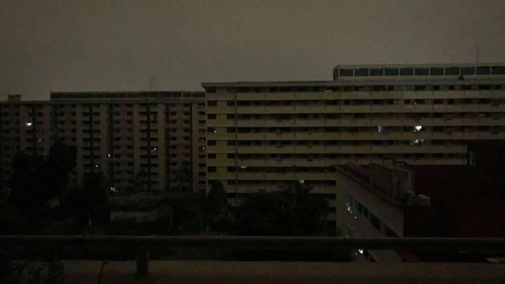 655c1ea8223da4 Singapore blackout  More than 146