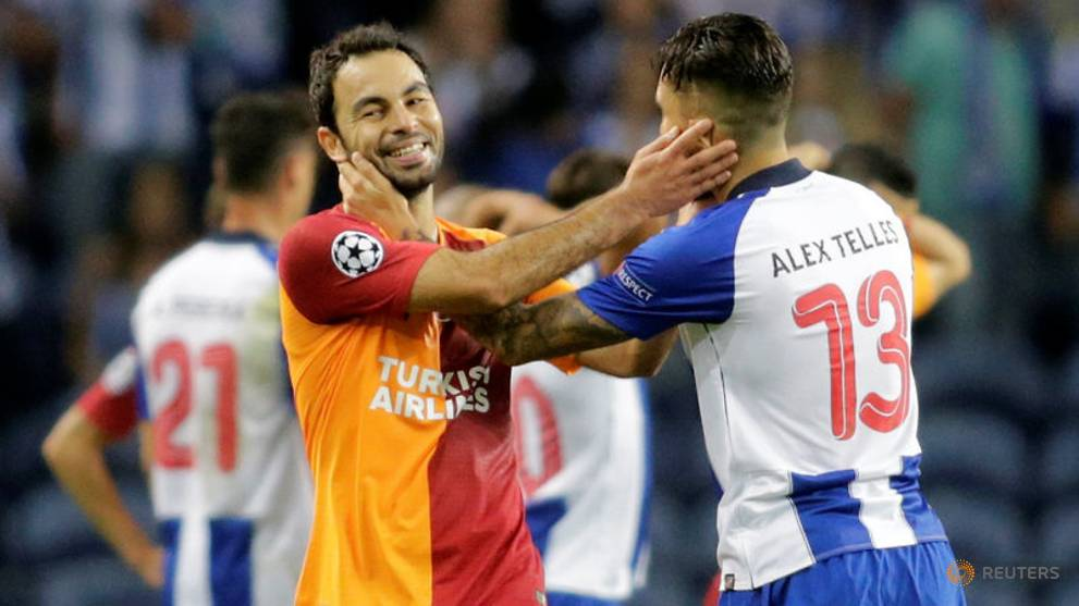 Marega strikes for Porto after Casillas keeps Galatasaray at bay - Channel  NewsAsia 12f4364854694