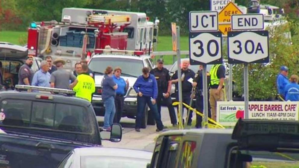 20 killed after limo on way to birthday party crashes in New