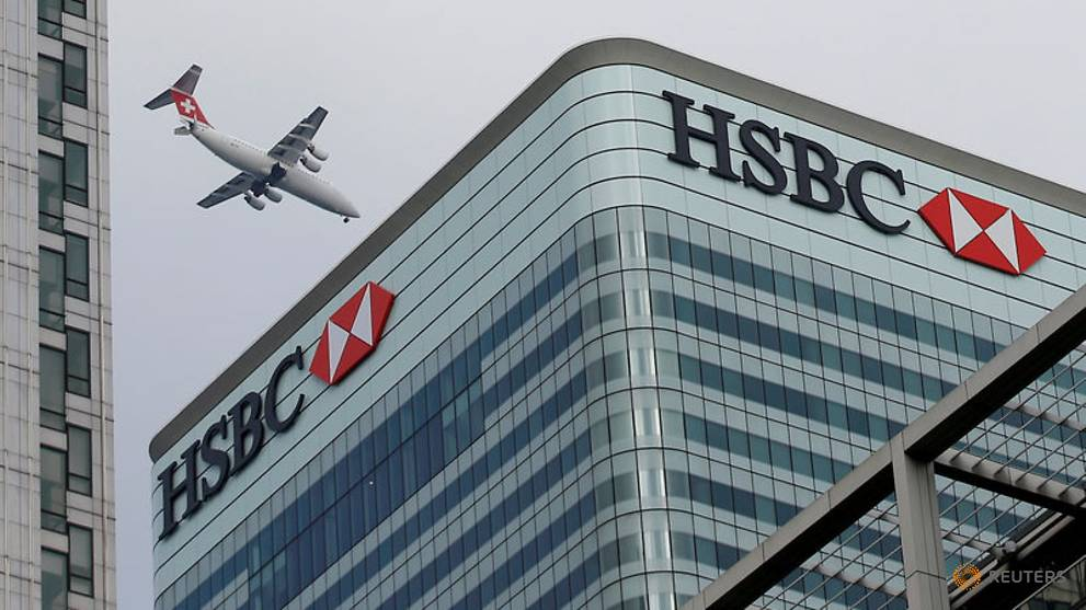 HSBC UK hit with another IT glitch - CNA