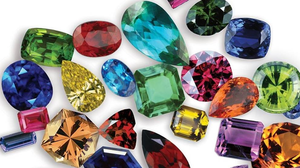 Why coloured gemstones are so popular right now - CNA