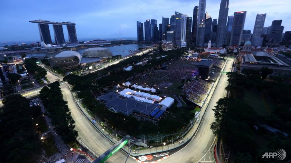 Haze situation will be monitored during F1 race weekend: STB - CNA