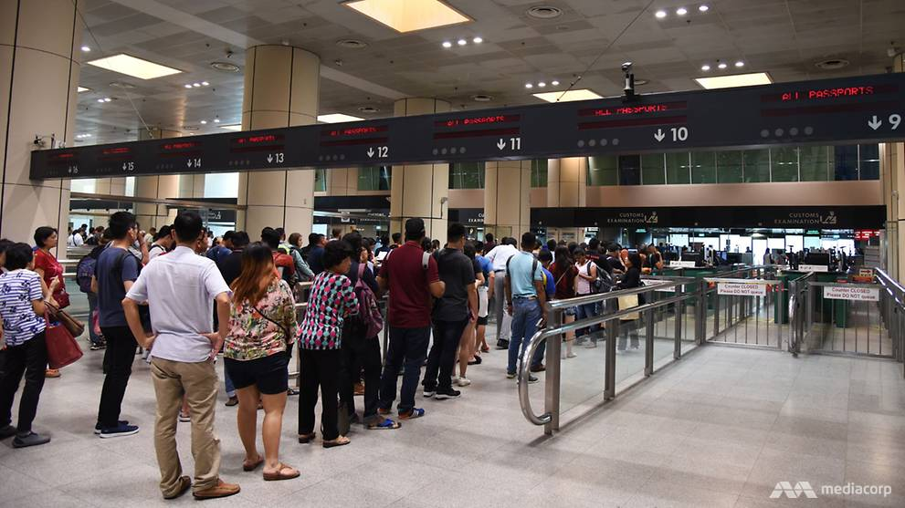 Wuhan virus: ICA to begin temperature screening at Woodlands, Tuas checkpoints