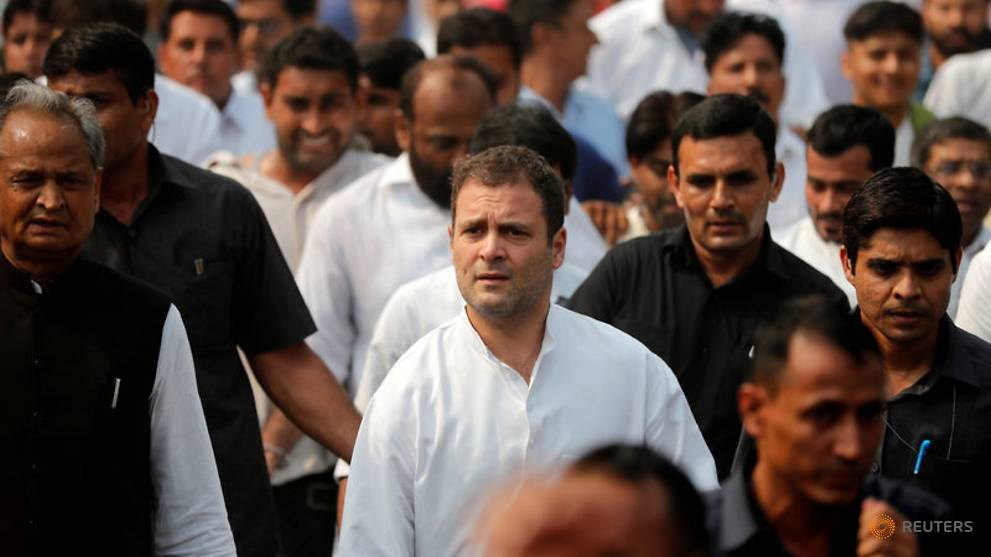 Commentary: Rahul Gandhi's reluctant bid to rival India's Modi