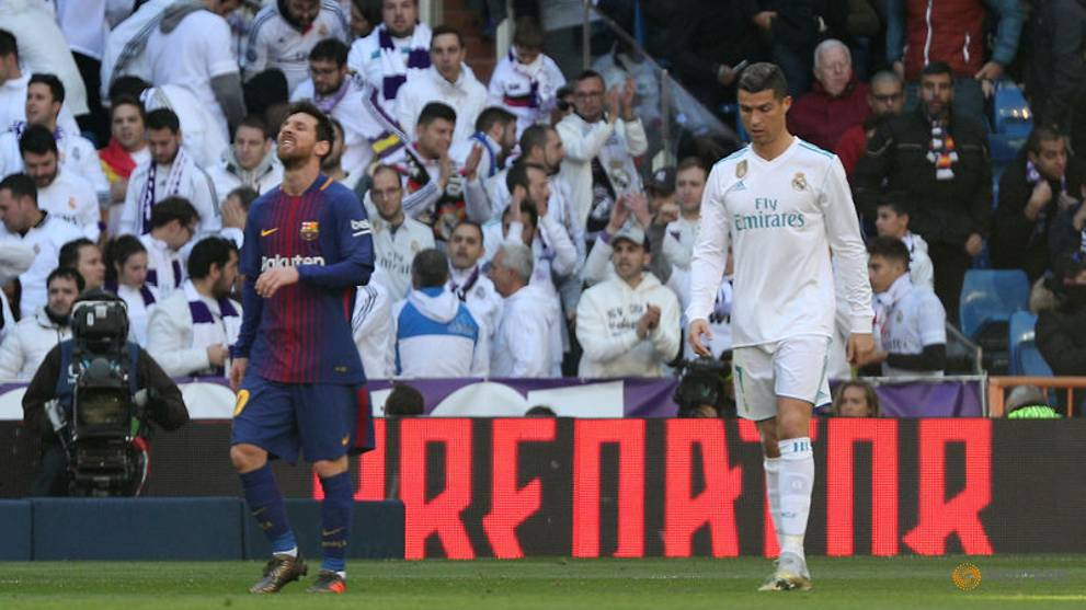 Ronaldo wants Messi to resume their rivalry in Italy - Channel NewsAsia 52f8c20cc6f