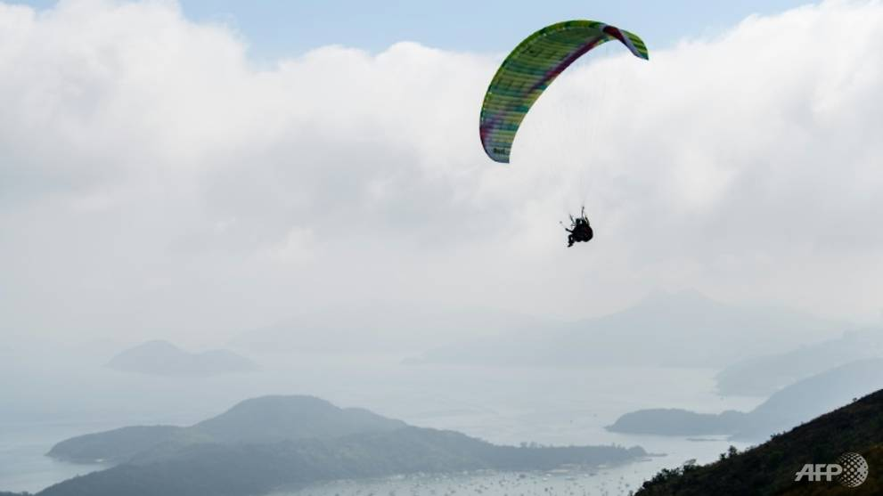 Paragliding Injuries