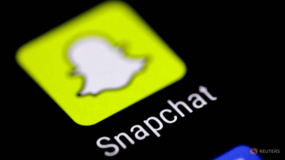 Snapchat application photo