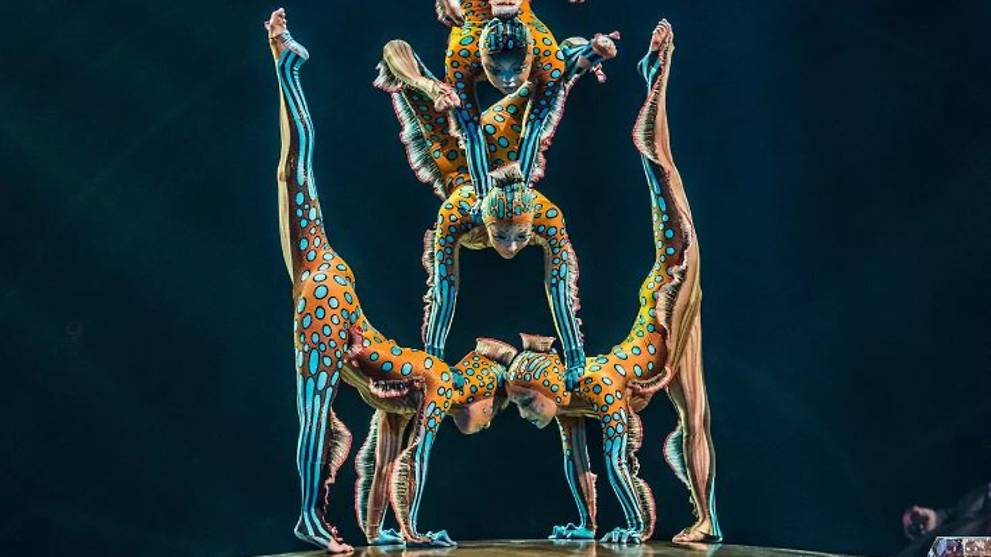 Image result for cirque du soleil singapore