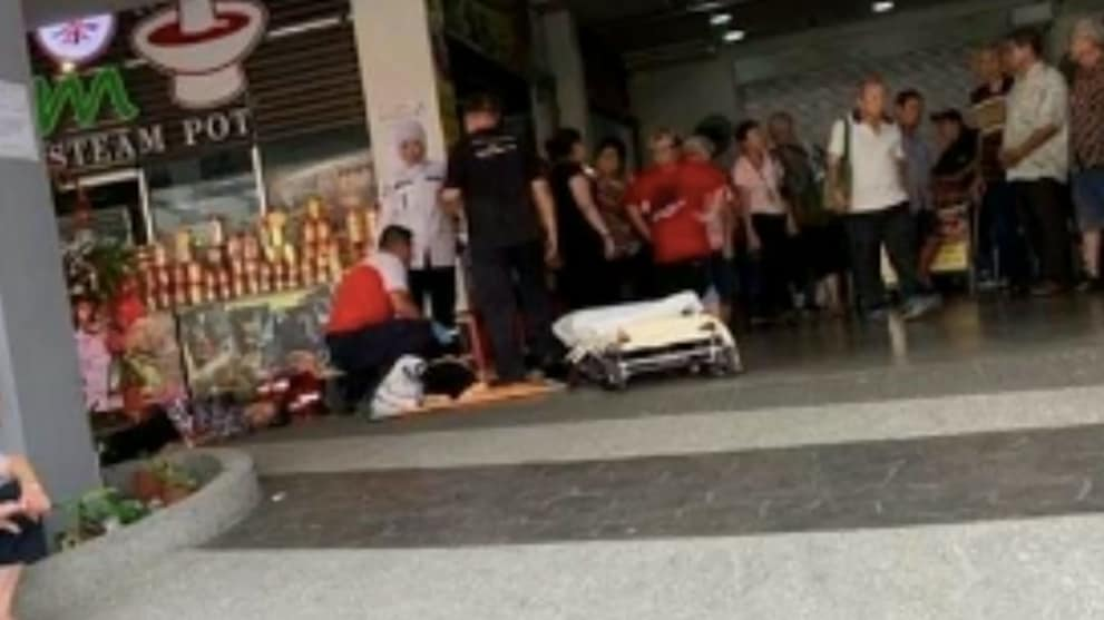 Two elderly women in Malaysia die in rush to get free food