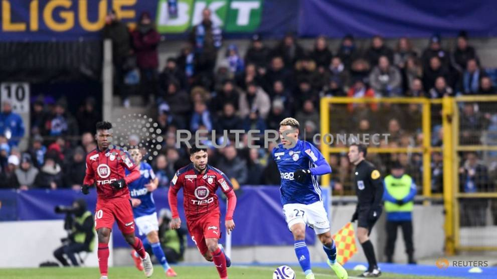 Strasbourg Reach League Cup Final With Comeback Win Cna