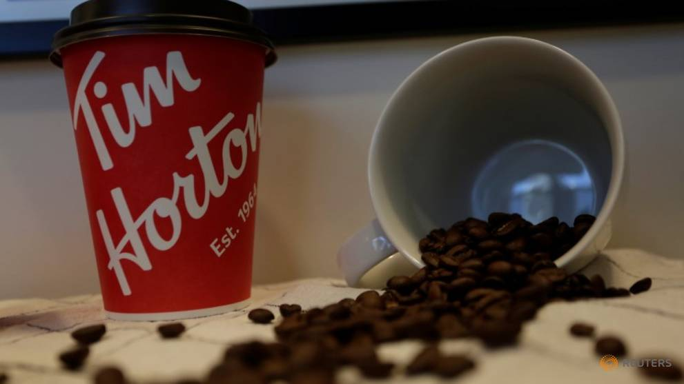 519b42011a8 Co-founder of Canadian coffee chain Tim Horton's dies - CNA