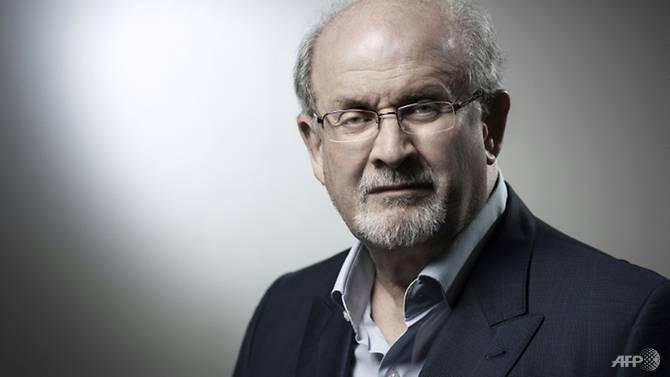 British Indian novelist and essayist Salman Rushdie insists that he now lives a normal life, though