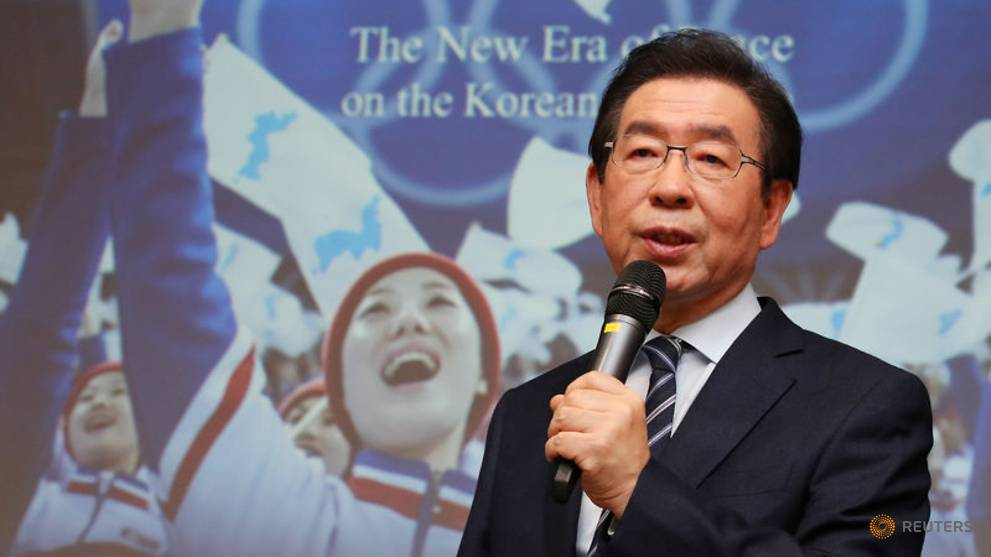 Police say missing Seoul mayor found dead: Report
