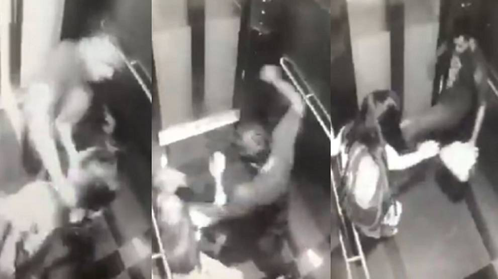 Woman battered, robbed by man in lift at Malaysia MRT station