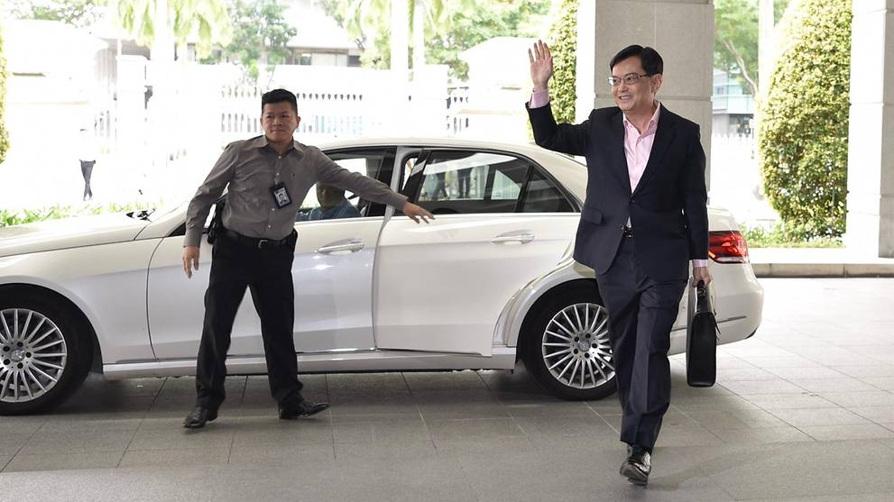 As it happens: Finance Minister Heng Swee Keat delivers Budget 2019