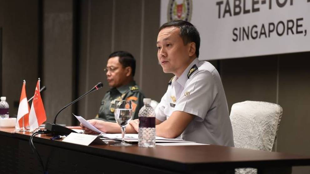BG Tan Chee Wee appointed SAF's first Inspector-General