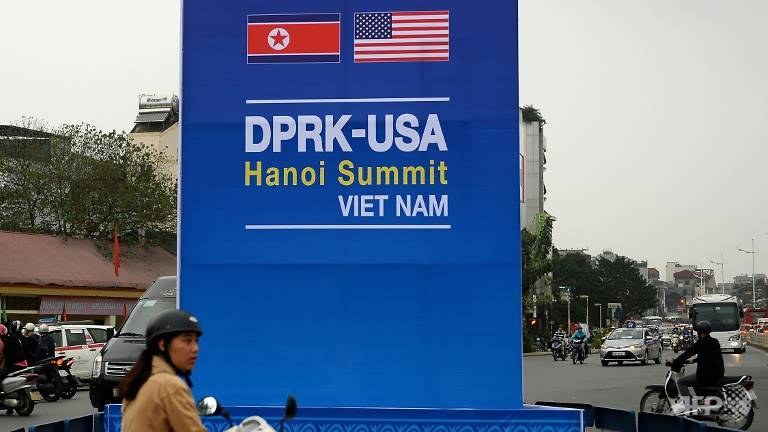 Trump and Kim meet in Hanoi next week
