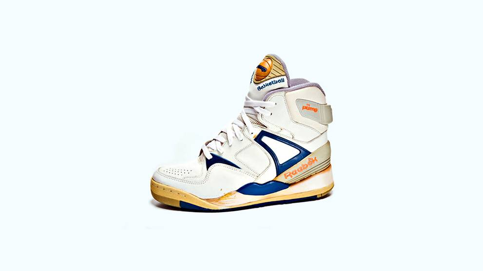 83f61245de619 Retro kicks  Did you know the Reebok Pump is 30 years old  - CNA