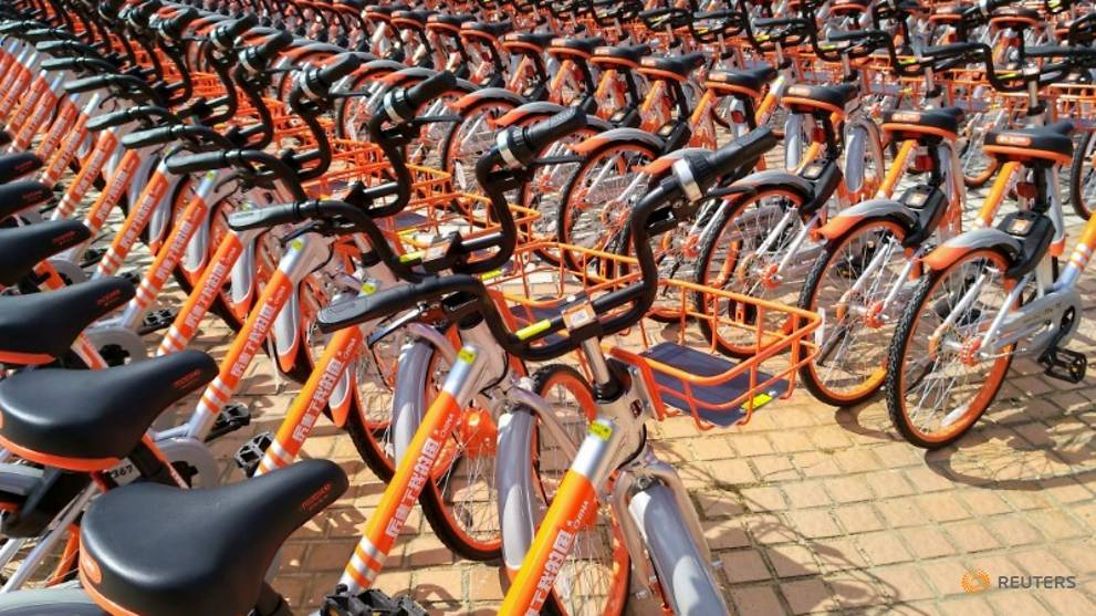 06a11e1cd1c Commentary: With Mobike's impending exit, is it time to give public bike- sharing a shot? - CNA