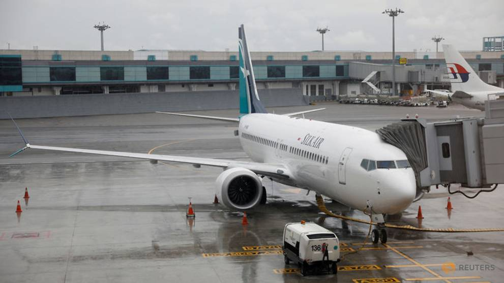SilkAir drops 4 flights in second wave of cancellations amid Boeing 737 MAX 8 grounding