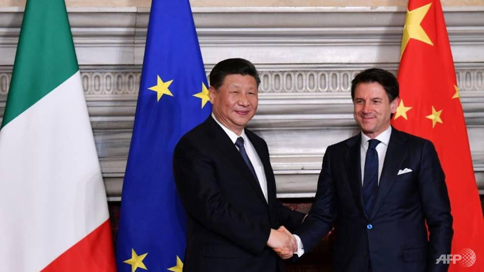 Italy becomes first G7 country to join China's 'Silk Road' plan