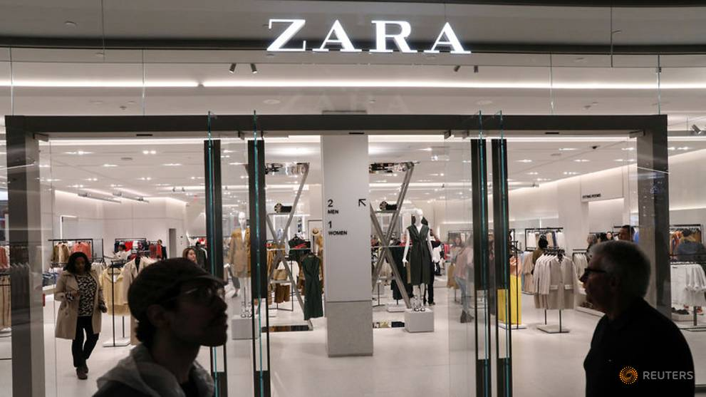 f65738ad Zara founder's real estate arm buys Amazon offices in Seattle - CNA