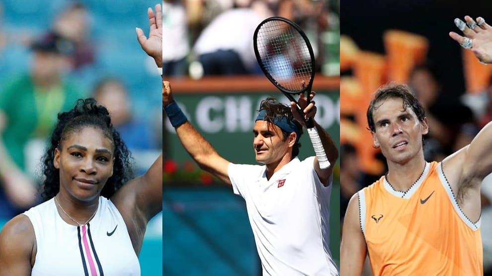 The Nadal Federer Serena Questions That Will Shape The Claycourt Season Cna
