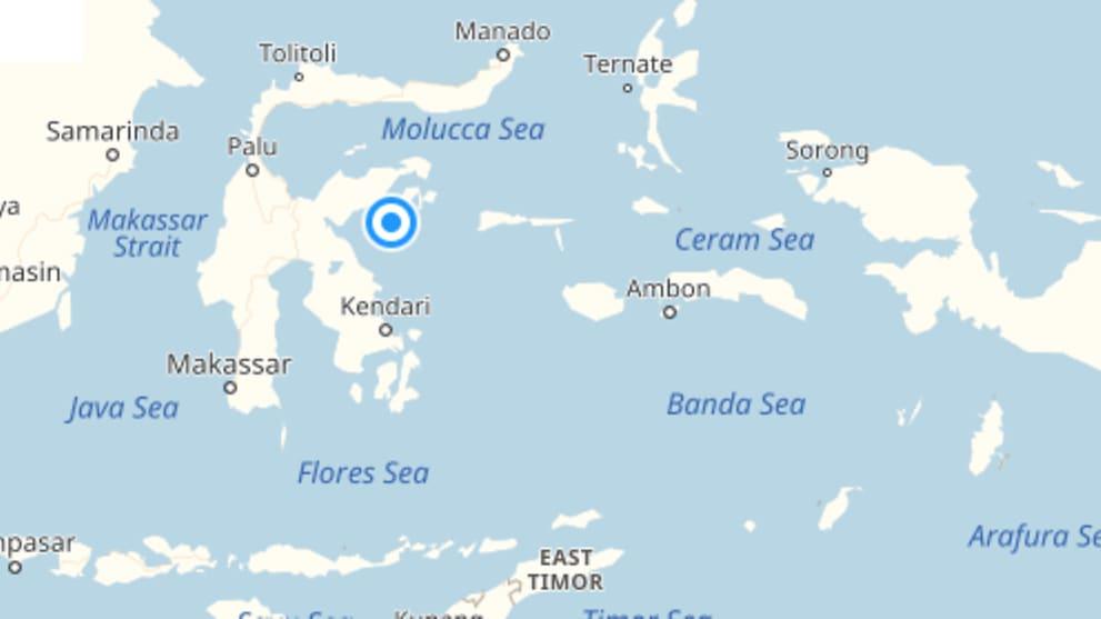 Strong 6.8 earthquake strikes Indonesia's Sulawesi, triggering tsunami alert