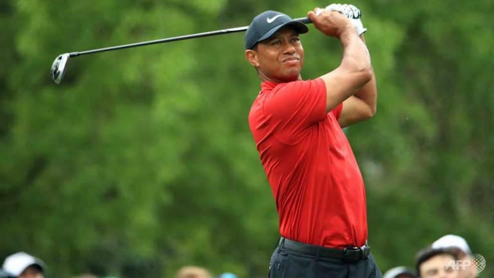 Golf Tiger Woods Career Timeline Cna