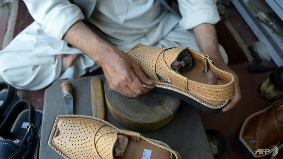 11eef31d0c19 Pride and pique as Louboutin takes Pakistan chappal global - CNA
