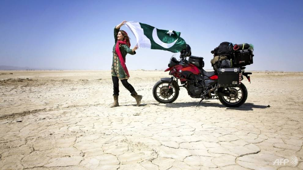 Influencer invasion as Pakistan launches tourism push