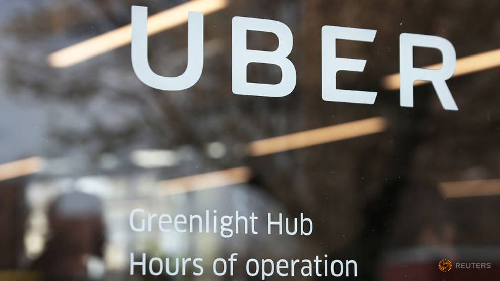 Uber sets terms for IPO, posts US$1 billion first-quarter loss - CNA