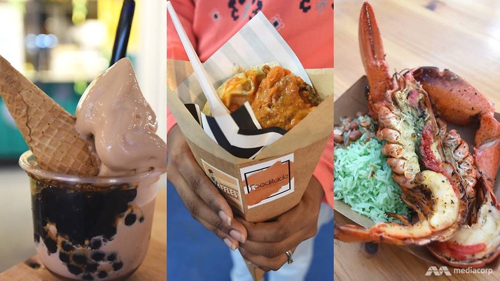 Lobsters Bubble Tea And A Praffle What To Eat At Geylang Serai