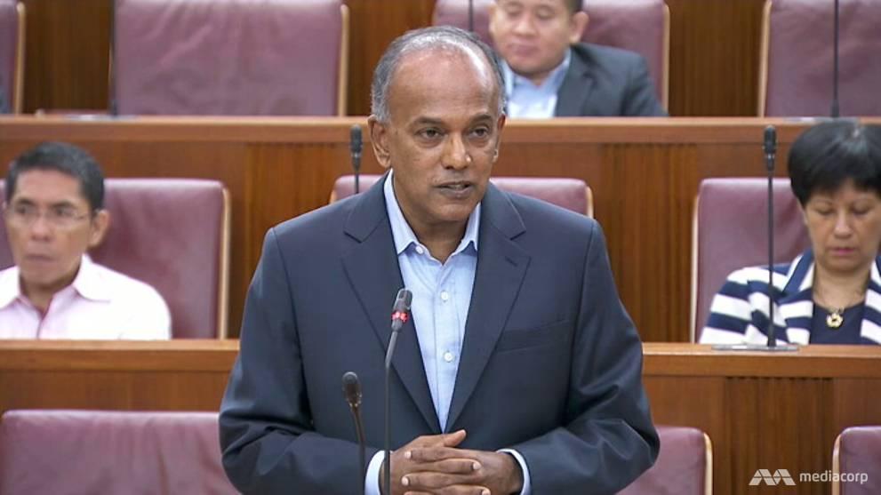 QnA VBage Law Minister K Shanmugam addresses concerns over proposed online falsehoods and manipulation law