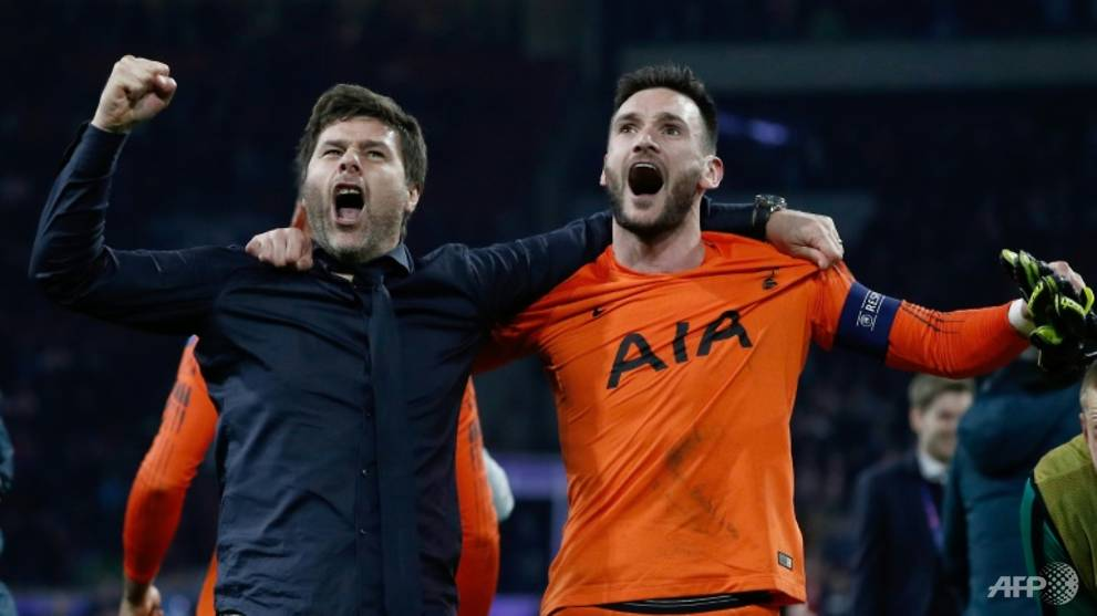 big sale f0bfd 8483f World Cup-winning captain Lloris tells of Spurs' 'miracle ...