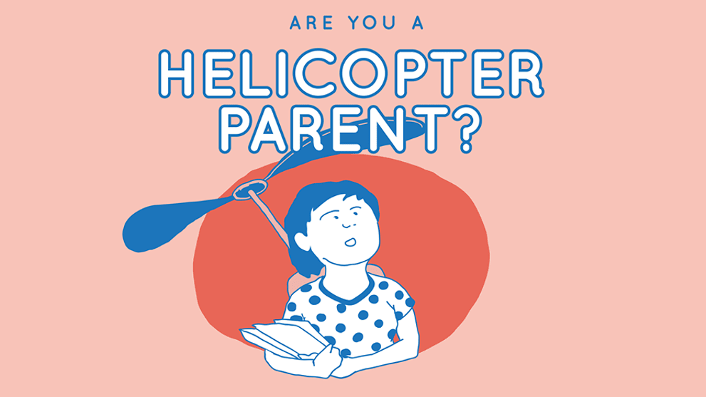 Commentary Thanks Mum For Not Being A Helicopter Parent Cna