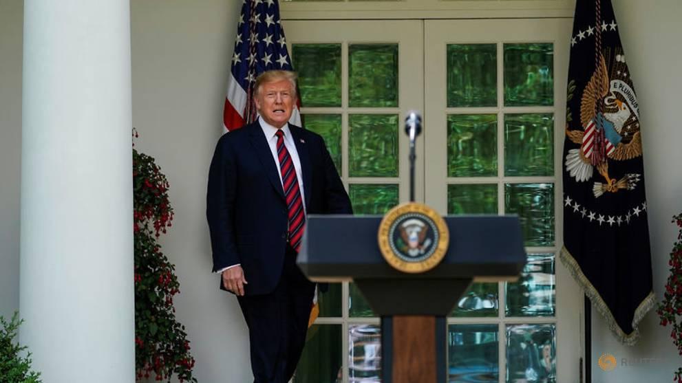 Trump says 'good chance' Democrats will back his immigration