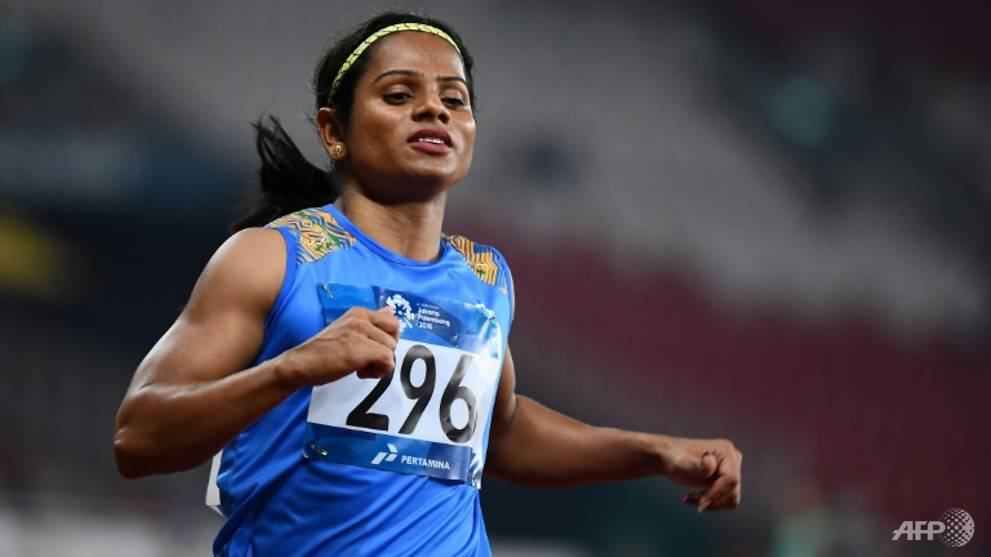 Athletics: India's gender-row sprinter Chand says she is gay